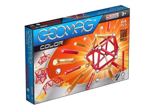 Geomag Geomag Color 64 stuks