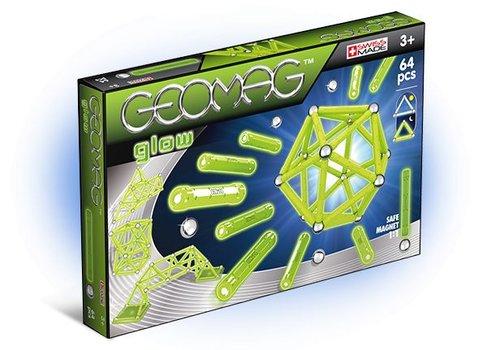 Geomag Geomag Glow 64 stuks