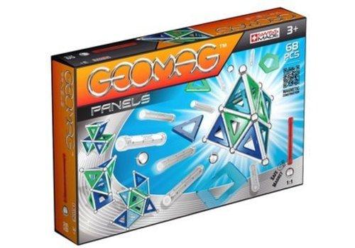 Geomag Geomag Panels 68 stuks