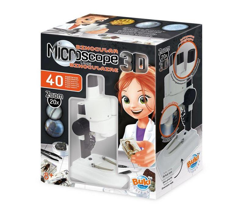 Buki Stereo Microscoop