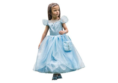 Travis Travis Blue Shimmer prinsessenjurk 6 - 8 jaar