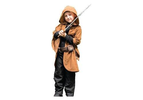 Travis Travis Jongenscape verkleedset 6-8 jaar