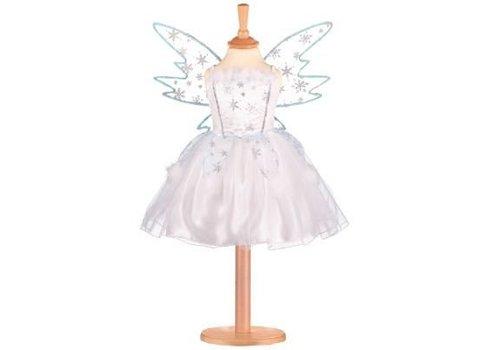 Travis Travis Frozen Fairy feëen verkleedset 3 - 5 jaar