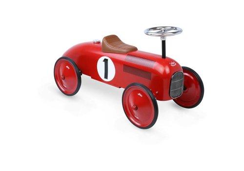 Vilac Vilac Vintage Loopwagen Rood Metaal