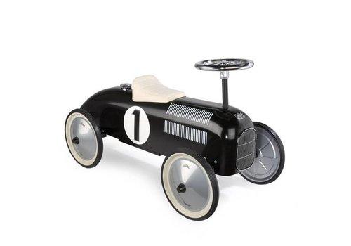 Vilac Vilac Vintage Loopwagen Zwart Metaal