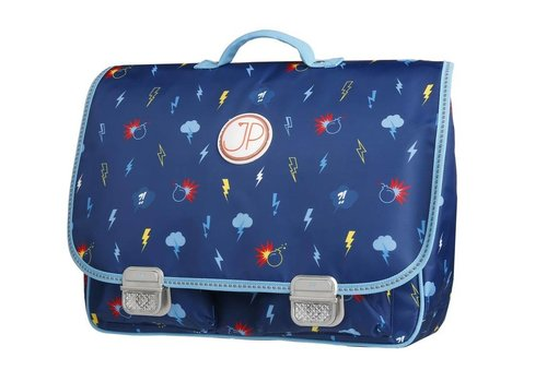 Jack Piers JP Schoolbag Paris Large Lightning