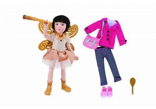 Kruselings Kruselings Luna Deluxe Doll Set