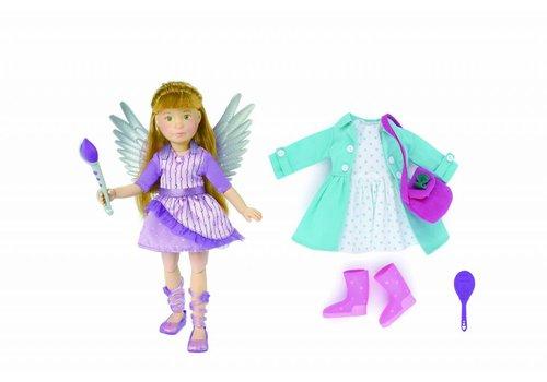 Kruselings Kruselings Chloe Deluxe Doll Set