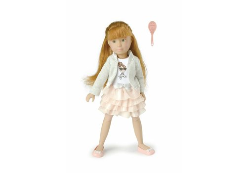 Kruselings Kruselings Chloe Casual Doll Set