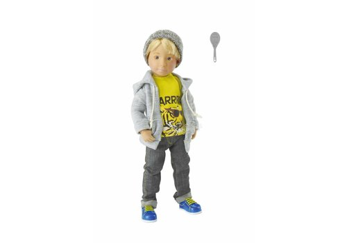 Kruselings Kruselings Michael Casual Doll Set