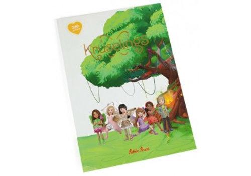 Kruselings Kruselings Sticker Boek