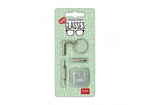 Legami Legami SOS Reparatie kit voor (zonne)bril