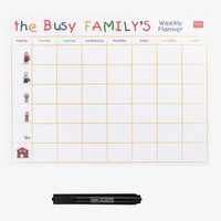 Legami Magneetbord Busy Family