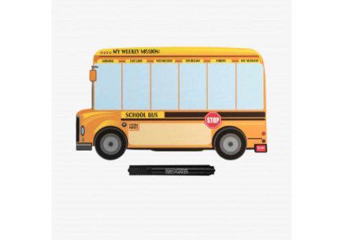 Legami Legami Magneetbord Schoolbus