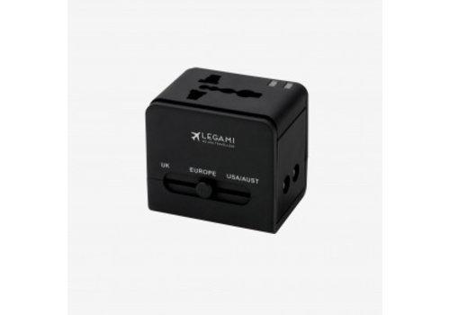 Legami Legami Universele Adapter Zwart