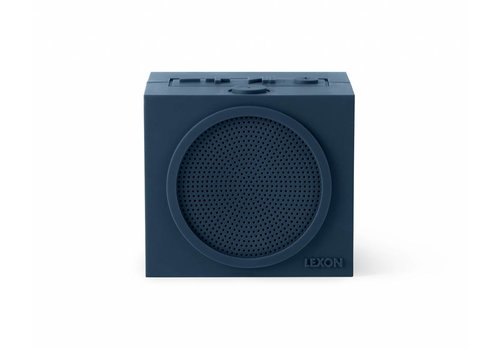 Lexon Lexon Tykho Bluetooth Speaker Dark Blue