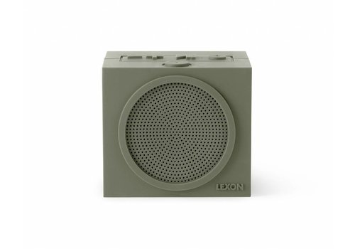 Lexon Lexon Tykho Bluetooth Speaker Warm Grey