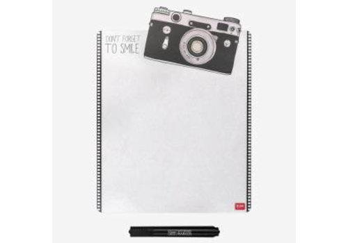 Legami Legami Magneetbord Camera