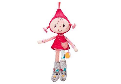 Lilliputiens Lilliputiens Roodkapje Mini Pop