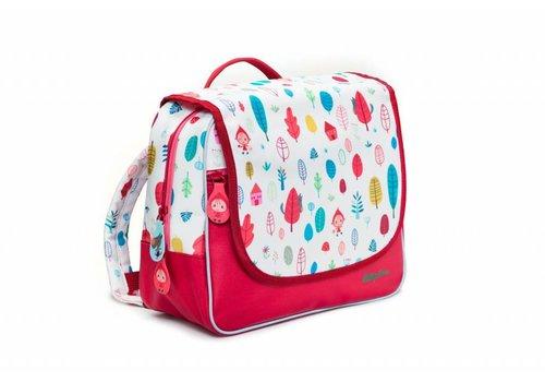 Lilliputiens Lilliputiens Red Riding Hood Bookbag A5