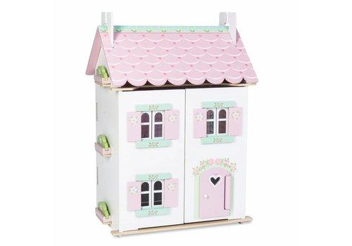 Le Toy Van Le Toy Van Sweetheart Huisje gemeubeld