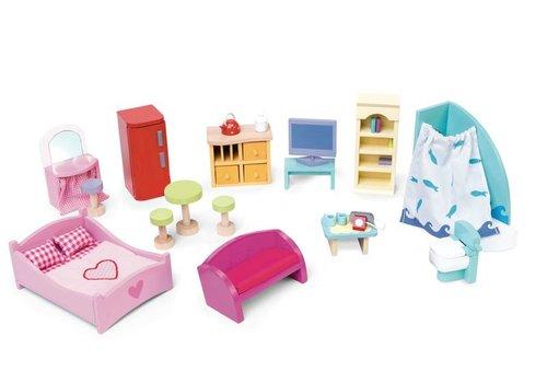 Le Toy Van Le Toy Van Basis Meubel Set 2