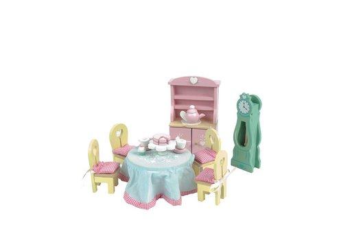 Le Toy Van Le Toy Van Daisylane Eetkamer Set