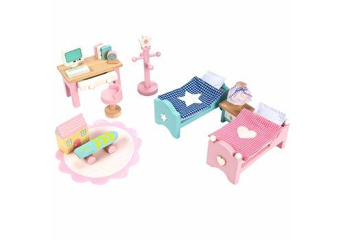 Le Toy Van Le Toy Van Daisylane Kinderkamer Set