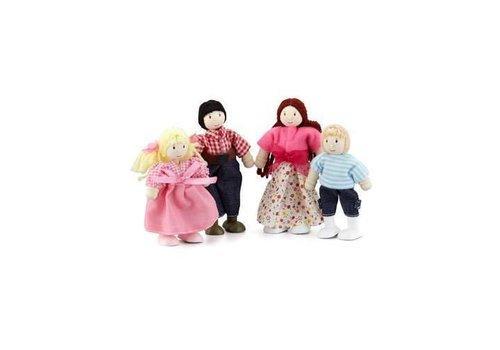 Le Toy Van Le Toy Van Poppenset Mijn Familie