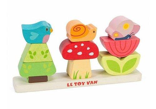Le Toy Van Le Toy Van Stapelspel De Tuin