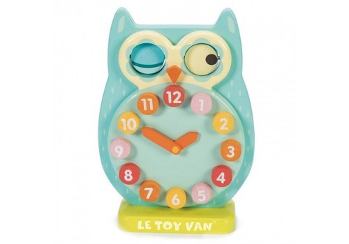 Le Toy Van Le Toy Van Klok Uil