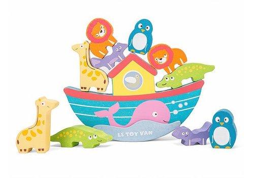 Le Toy Van Le Toy Van Noah's Ark - Evenwichtsspel