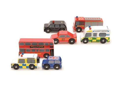 Le Toy Van Le Toy Van London Auto Set