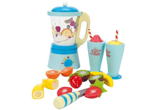 Le Toy Van Le Toy Van Blender Set 'Fruit & Smoothies'