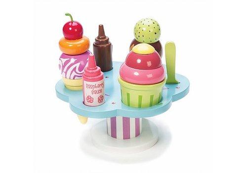 Le Toy Van Le Toy Van Carlo's Gelato Ijsmaker