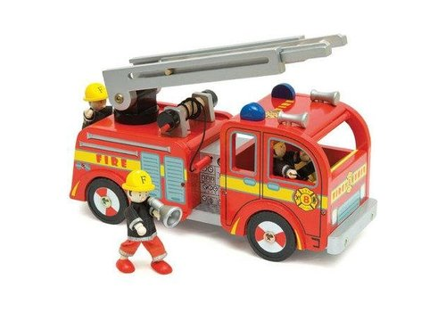 Le Toy Van Le Toy Van Brandweer Set