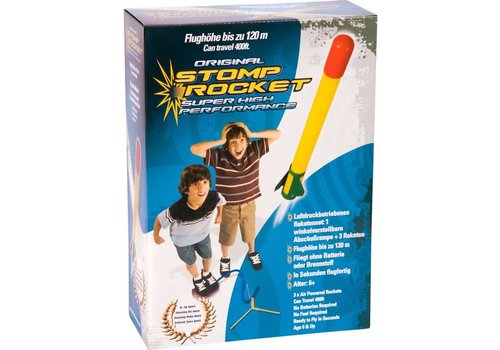 Stomp Rocket Stomp Rocket High Performance