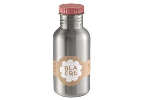 Blafre Blafre Drinkfles Staal Pink 500 ml