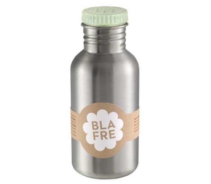 Blafre Steel Bottle Light Green 0,5 L