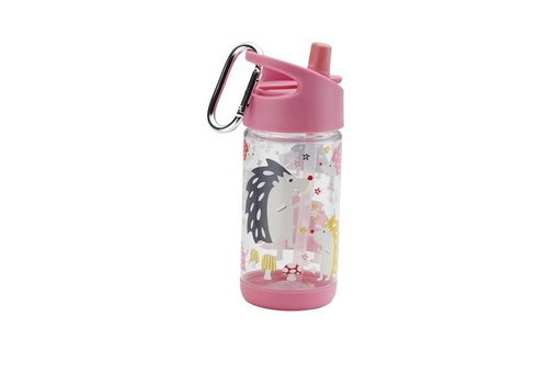 Sugarbooger Sugarbooger Flip & Sip Drinking Bottle Hedgehog