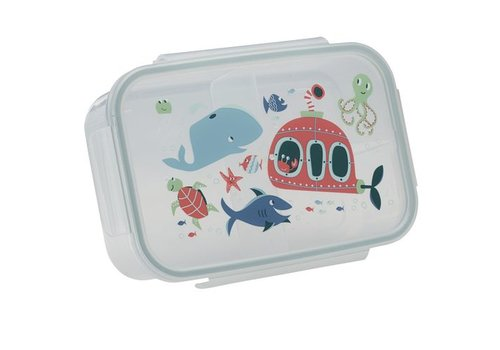 Sugarbooger Sugarbooger Good Lunch Bento Box Ocean