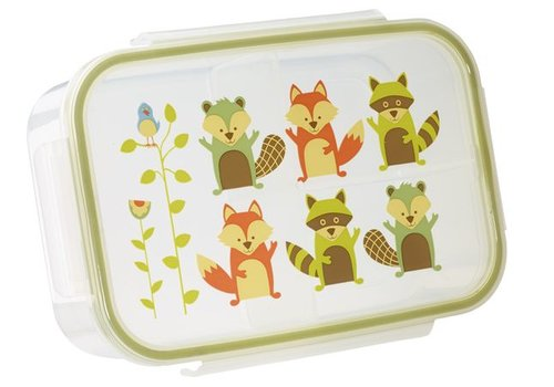 Sugarbooger Sugarbooger Good Lunch Bento Box 'What Did The Fox Eat?'