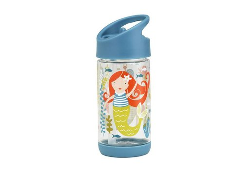 Sugarbooger Sugarbooger Flip & Sip Drinking Bottle Isla The Mermaid