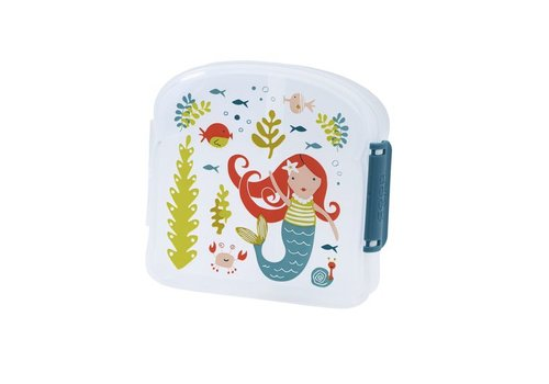 Sugarbooger Sugarbooger Good Lunch Sandwich Box Isla The Mermaid