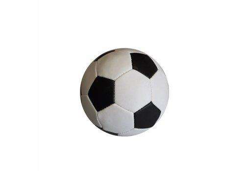 Maro Toys Maro Soft Voetbal Zwart/Wit