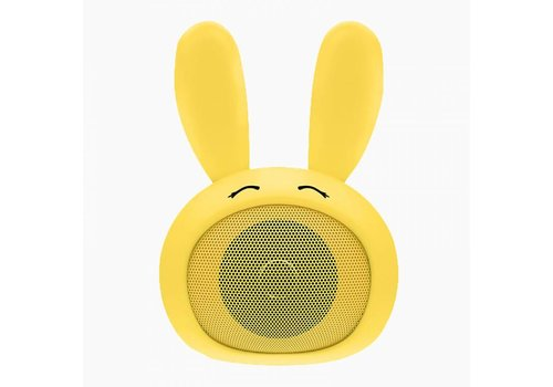 MOB MOB Cutty Konijn Bluetooth Speaker Yellow