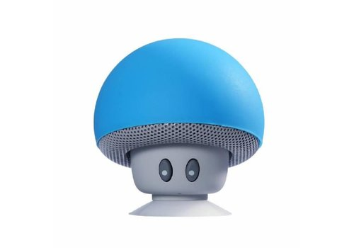 MOB MOB Paddenstoel Bluetooth Speaker Blauw