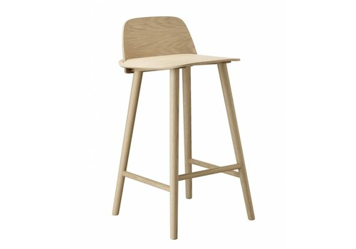 Muuto Muuto Nerd Bar Low Oak