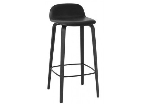 Muuto Muuto Visu Bar Wood Low Black