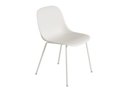 Muuto Muuto Fiber Side Chair Tube White
